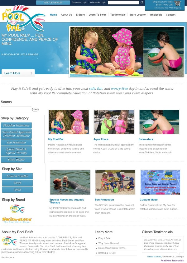 childrens flotation swimsuits