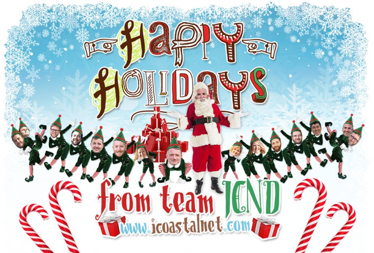 Intercoastal Net Designs Christmas Card