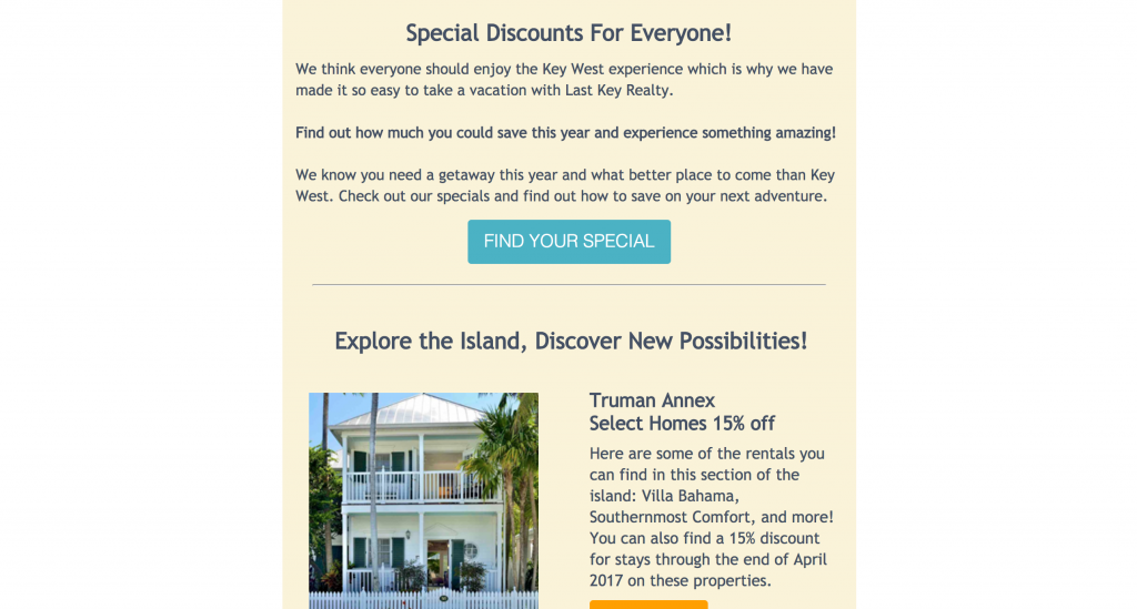 Email Marketing Tips To Success In The Vacation Rental Industry - 9 things not to bring on your next vacation