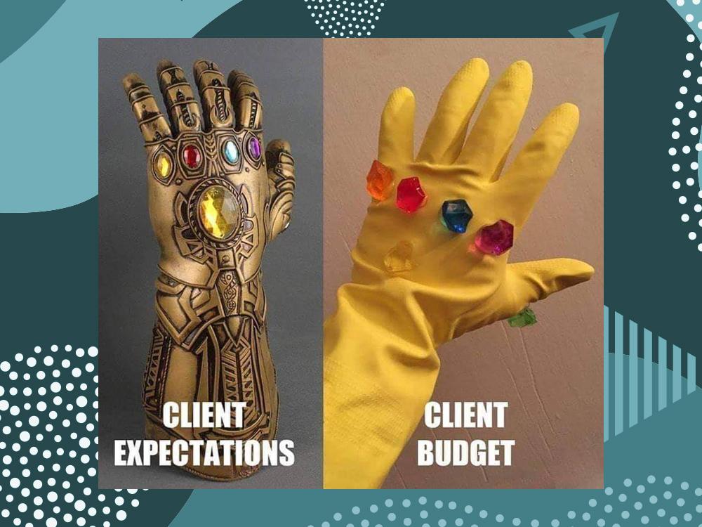 Client Expectations - Client Budget
