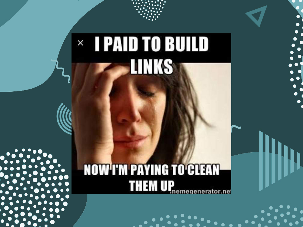 Paid to Build LInks